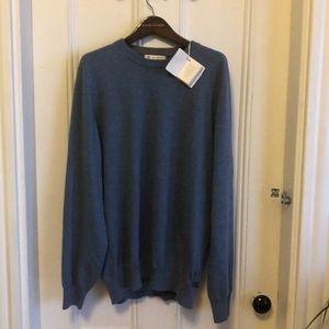 ❌SOLD❌BRUNELLO CUCINELLI Mens 💯% Cashmere Sweater